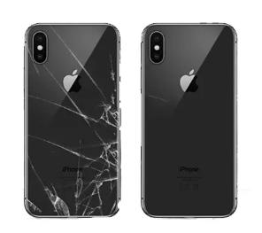 sostituzione vetro posteriore iphone